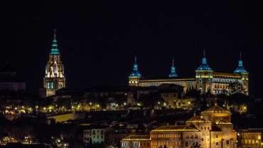 Capodanno a Madrid e Castiglia