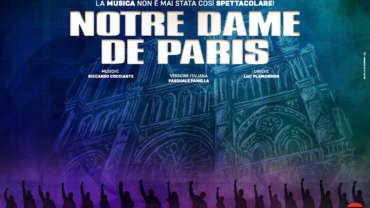 Notre Dame de Paris Il Musical – Catania